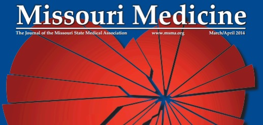 Missouri Medicine cover